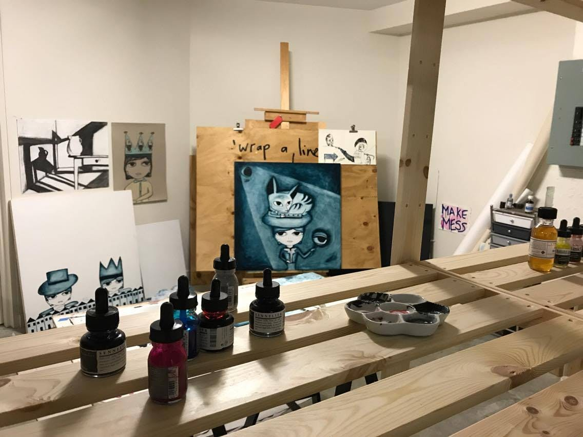 Studio 4, creative studio at The Indigo Project, image 1