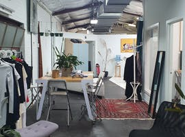 FASHION OFFICE WAREHOUSE, shared office at THREAD APPAREL HQ, image 1