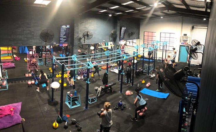 KettleFit and Studio Hygge, multi-use area at KettleFit North Fitzroy, image 1
