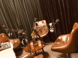 Podcast Studio, creative studio at Speakeasy Podcast Studio, image 1