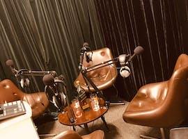Podcast Studio, creative studio at Speakeasy Podcast Studio, image 1