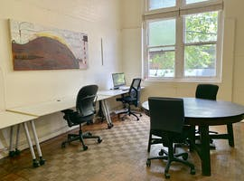 Shared office at CONVERTED WAREHOUSE OFFICE SPACE TO RENT, image 1