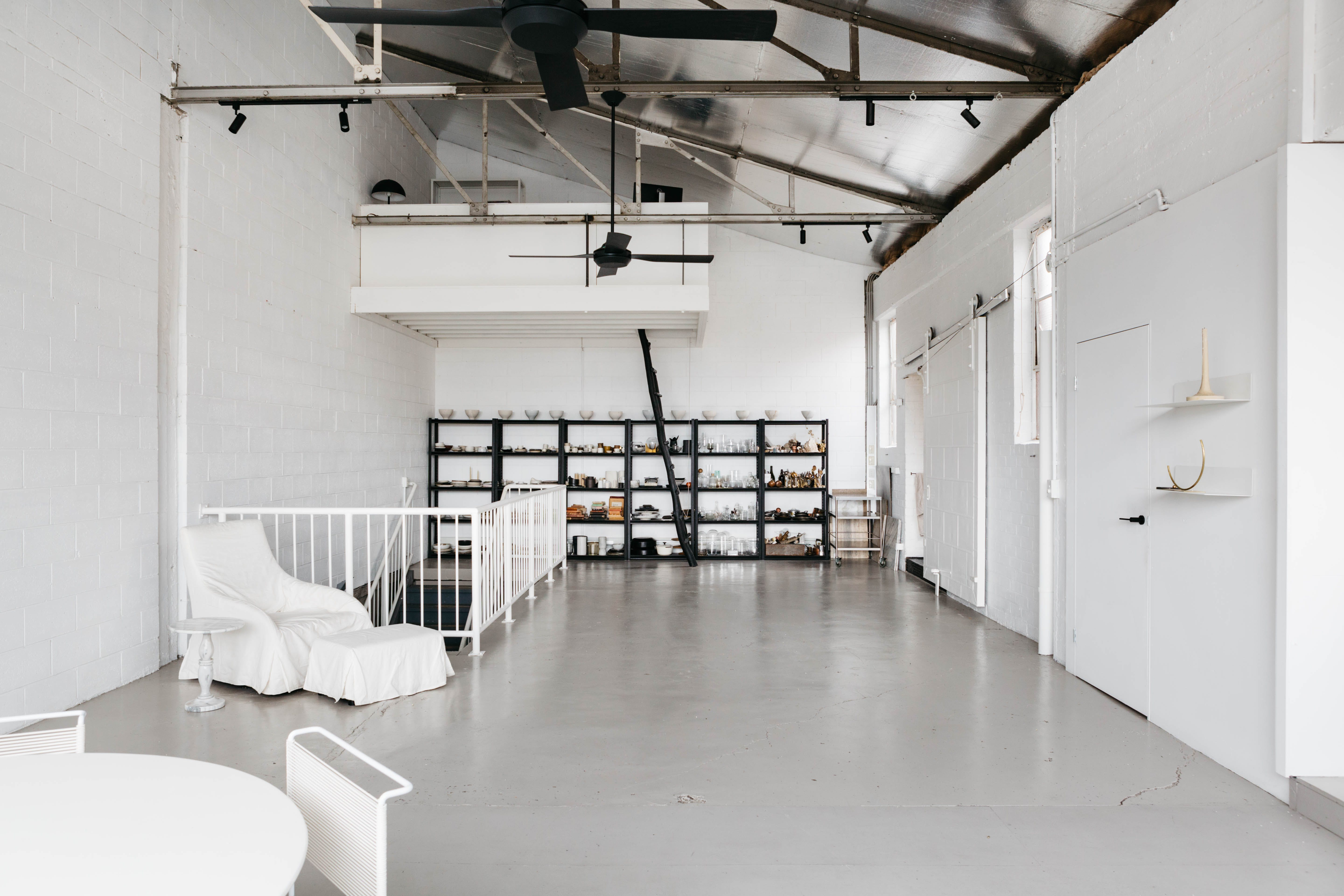 Edgy photography studio space in Northcote, image 1