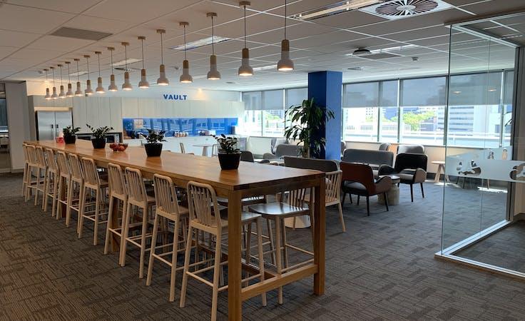 Hot desk at Vault Office, image 1