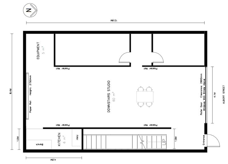 Downstairs Studio, creative studio at StudioLocal, image 4