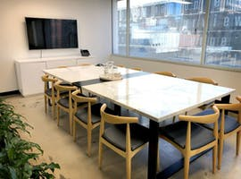 New York style office, shared office at Central Waymouth Office Space, image 1