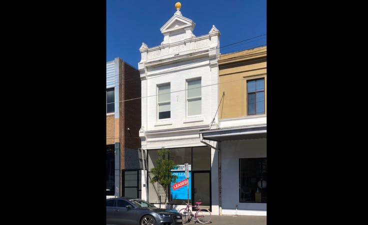 Heritage Building, shopfront at Beautiful sun-filled shop, first floor offices and courtyard, image 1