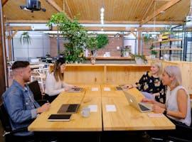 Dedicated Desks, dedicated desk at The Hive Collingwood, image 1