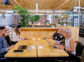 Dedicated Desk Team (4), workshop at The Hive Collingwood, image 1