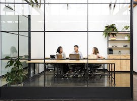 9 Pax Private Office, private office at The Hive Collingwood, image 1