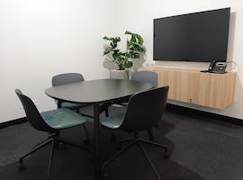 Goulburn 4 Person Meeting Room, meeting room at 607 Bourke Street, image 1