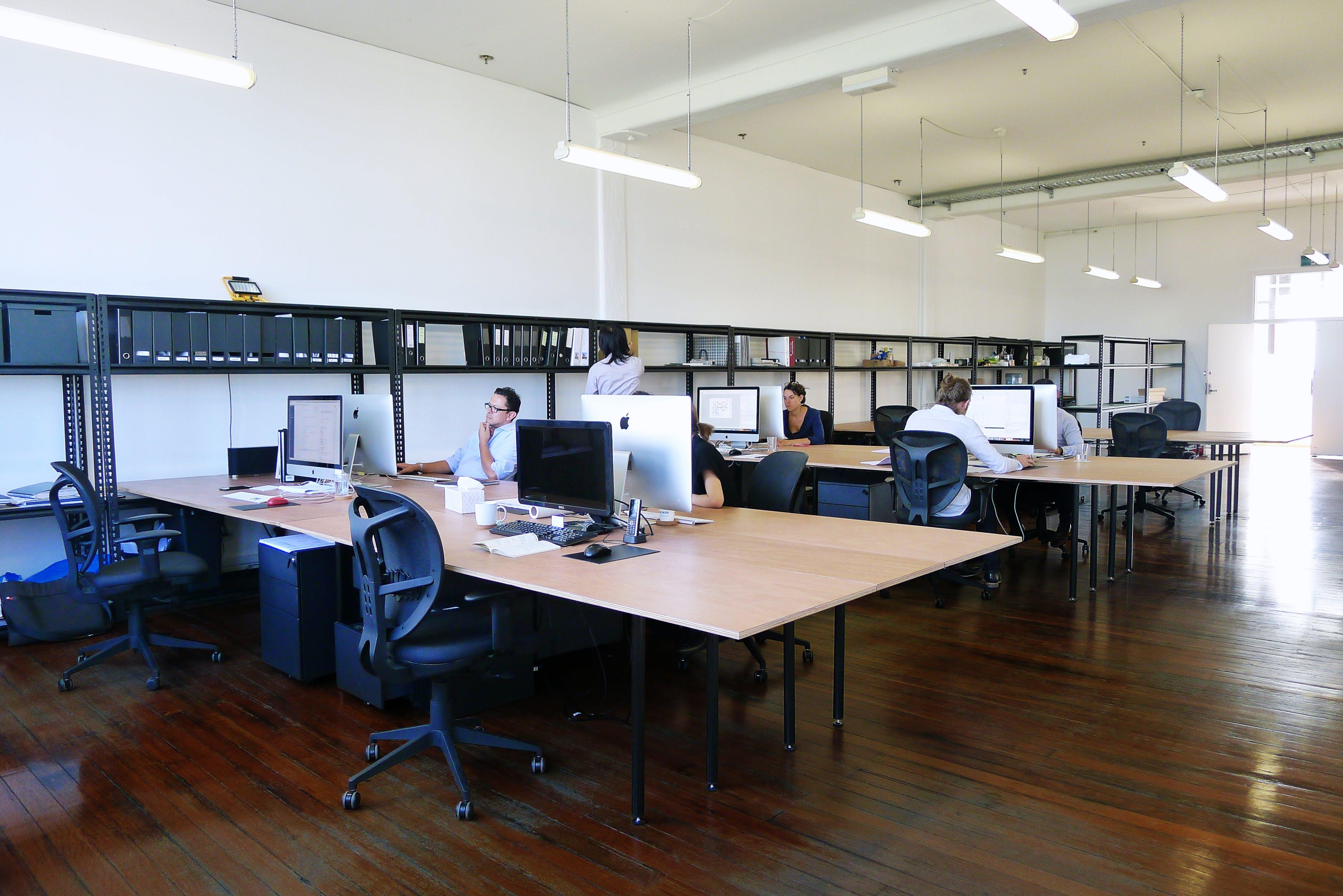 Shared office at Marlborough House, image 1