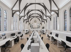 Shared office at Squillace Architects Pty Ltd, image 1