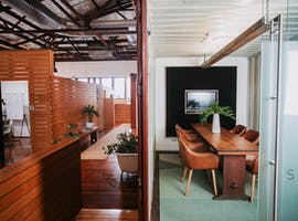 A trendy, industrial style co-working space in Fortitude Valley, image 1