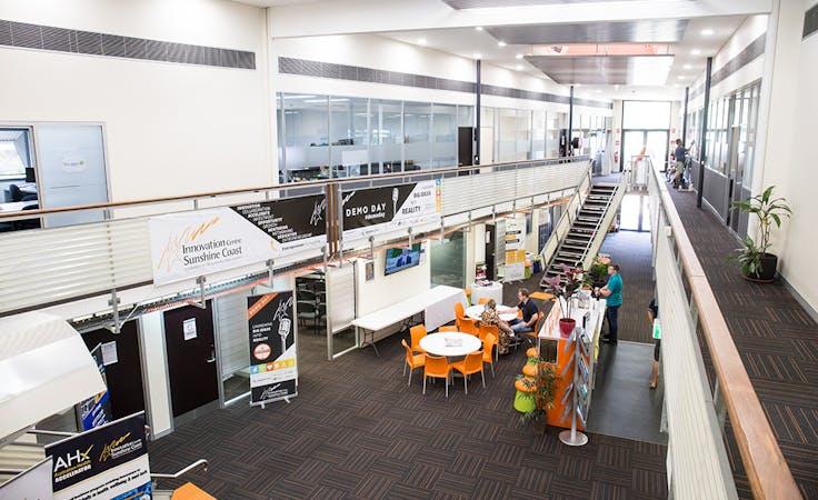 CoLab Membership, hot desk at Innovation Centre Sunshine Coast, image 1