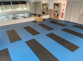 Elsternwick Park Fitness Centre, multi-use area at Elsternwick Park Tennis Centre, image 1