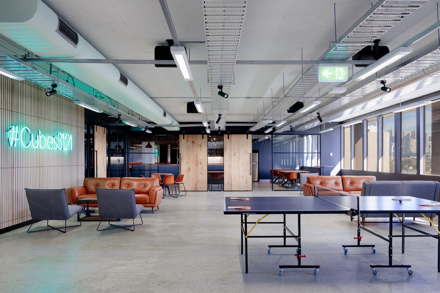 Hot desk at Building X, Richmond, image 10