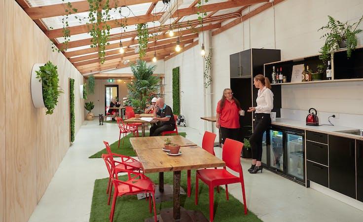 The Warehouse Garden, multi-use area at 4KitsonCo, image 1