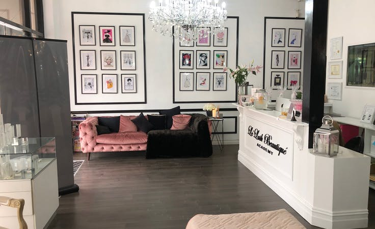 Le Lash Room, function room at Lash Beautique, image 1