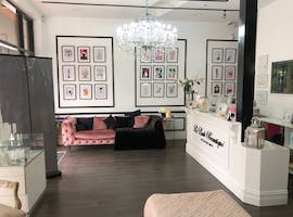 Le Lash Room, function room at Lash Beautique, image 1