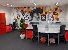 9 people Private Serviced Office - The Gould Room, serviced office at Brisbane Business Centre, image 1