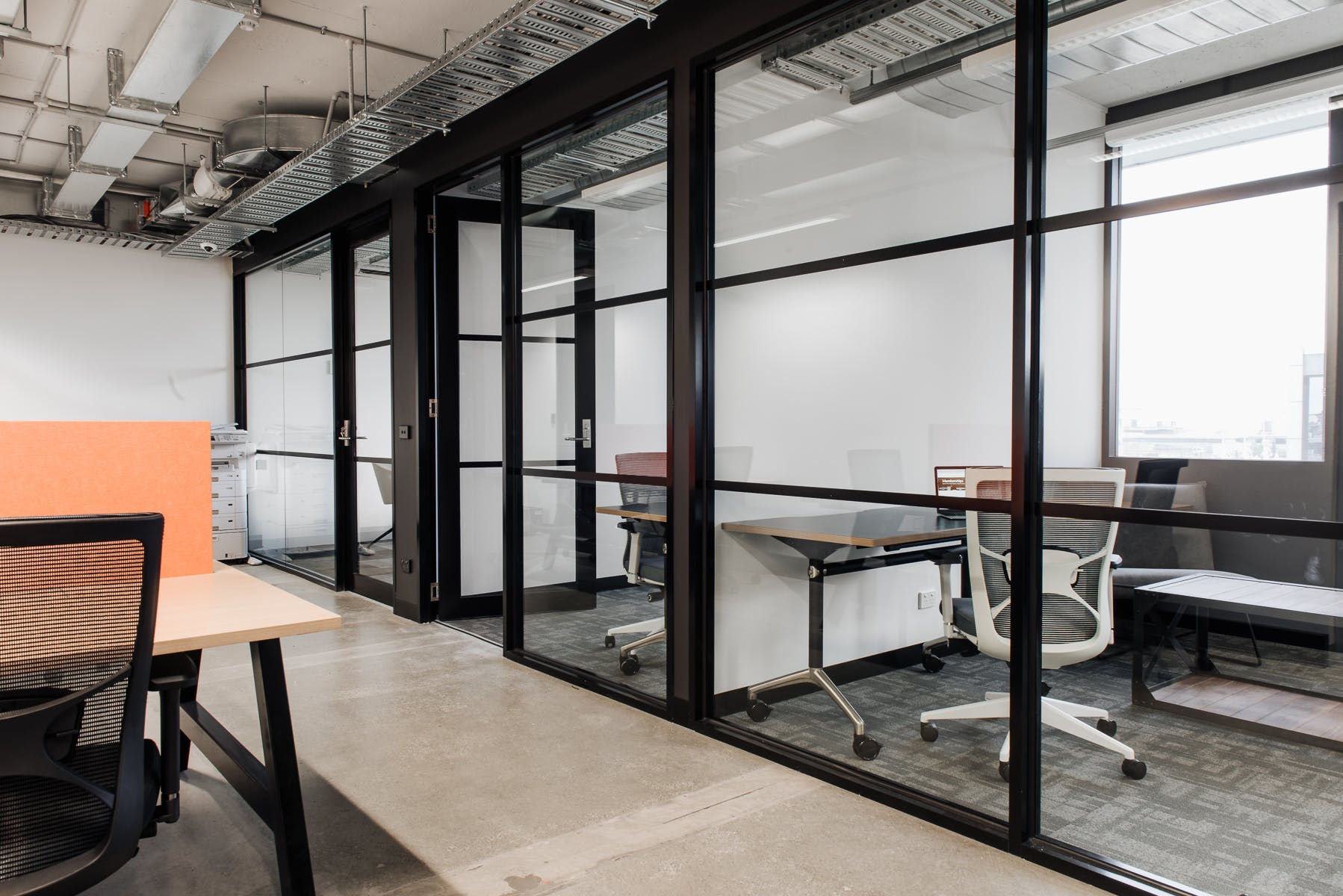 Private office at Building X, Richmond, image 2