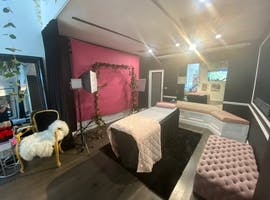 Lash Photography Room, creative studio at Lash Beautique, image 1