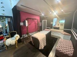 Lash Photography Room, creative studio at Lash Beautique, image 1