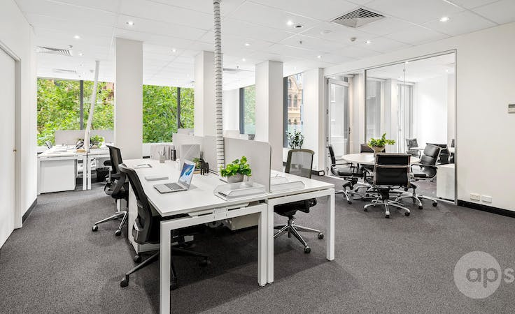 Suite 203b/204ab, serviced office at Collins Street Tower, image 1