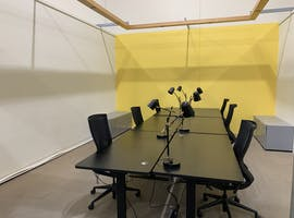 LP4ST02 - 6 Person Studio for High Performance Teams, private office at LaunchPad Orbit, image 1