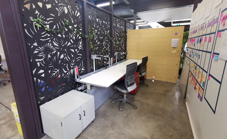 LP2ST01 - 2 Person Studio for Creative Teams, private office at LaunchPad Create, image 1