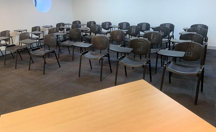 Training room at World Tower, image 1