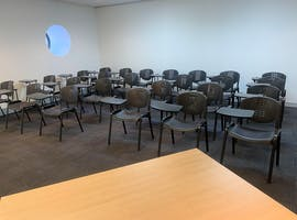 Training room at World Tower, image 1