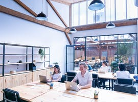16 Pax Private Office, private office at The Hive Collingwood, image 1