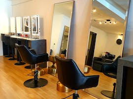 Hairdressing Space, shop share at Perrior Makeup + Beauty Bar, image 1