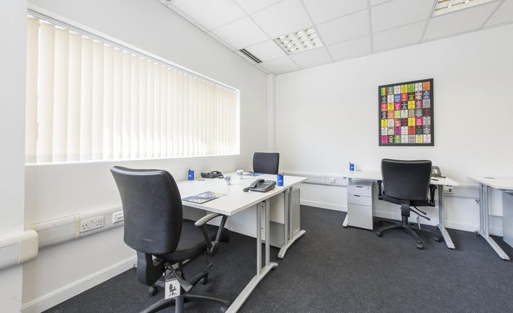 1-4 Person Private Offices, private office at Private Office Suites, image 1