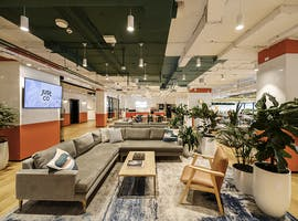 Open Event Space, function room at JustCo Pitt Street, image 1