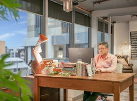 8 Person Office w Views, private office at Coworking Hub, image 1