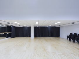 Studio 2 is perfect for dance and fitness classes, image 1