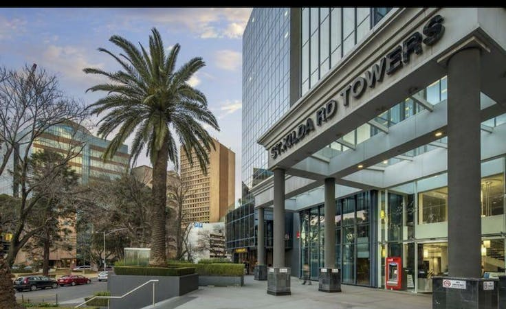 20 Sqm office space , private office at Shared Commerical Office for Lease Melbourne, image 1