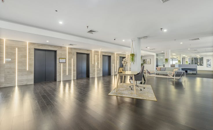 Bourbon Street, meeting room at Workspace365 Surry Hills, image 2