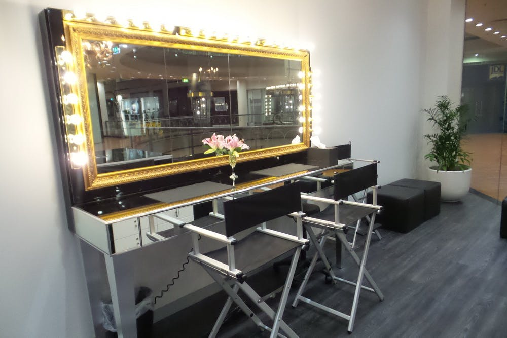 Makeup and Hair Station, multi-use area at Blush Creative, image 1