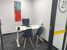 Office 21, private office at Anytime Offices Botany, image 1