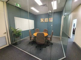 5 - Person, meeting room at The Office Block., image 1