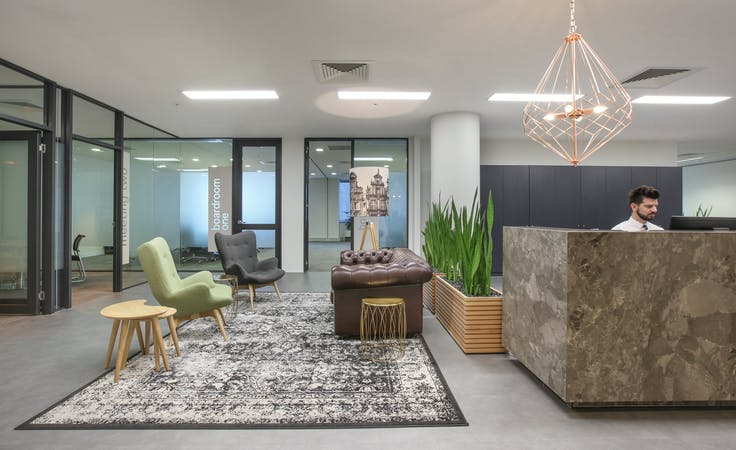 Office 10, private office at Turbot Street, image 1