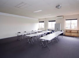 Training room at Manufactory Community, image 1