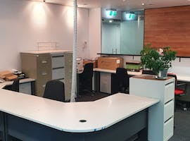 Level 1 at 34 Queen St, serviced office at Queen St Premium Corner Office, image 1