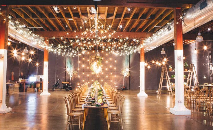 From small intimate gatherings to larger ones, this is perfect for any event, function room at Lightspace, image 1