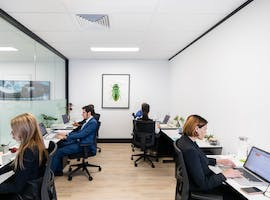 Level 8, private office at Christie Spaces Walker Street, image 1