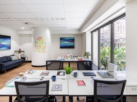 5 desk, private office at Christie Spaces Queen Street, image 1